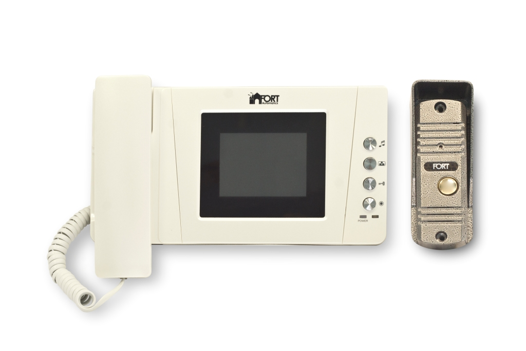Видеодомофон FORT Automatics С0408HF